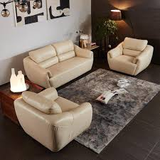 leather sofa set heated leather