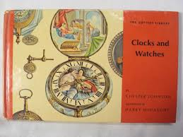 Vintage Book Clocks and Watches Odyssey Library Volume 10 Chester ...