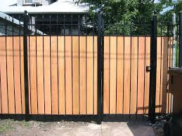 27 Fence Ideas For Beauty And Security Full Image