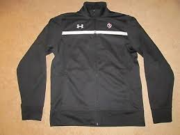 black rugby canada tracksuit jacket