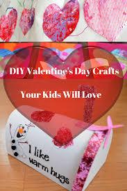diy valentine s day crafts for kids