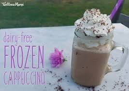 frozen cappuccino recipe dairy optional
