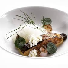 Sturgeon with horseradish Follow Chef ...