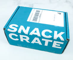 Snack Crate June 2019 Subscription Box Review & $10 Coupon - hello ...