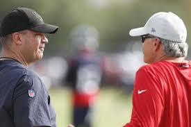 Ex-Colts coach Chuck Pagano visits Texans - Houston Chronicle