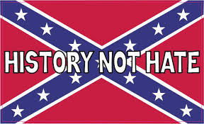 5in X 3in History Not Hate Confederate Flag Csa Dixie Rebel Bumper Sticker Vinyl Window Decal Stickertalk