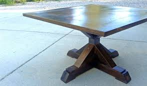 fascinating round pedestal dining table
