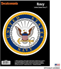 United States Department Of Navy Seal Car Decal 4 Usnd Sticker U S