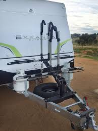 rav4 and hitch mount bike carrier