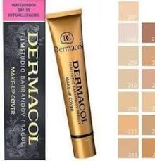 dermacol make up cover type of
