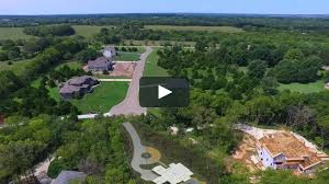 rodrock homes stillwell custom home on