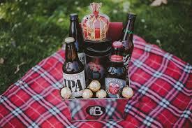 the hop head ipa gift basket the