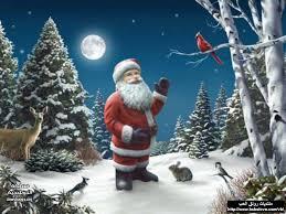 صور بابا نويل 2013 Wallpapers New Year S And Santa Claus منتدى