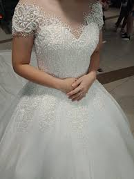 wedding gown preorder