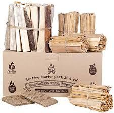kindling wood sticks fire starter
