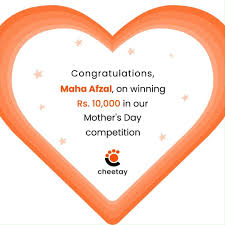 Cheetay - GIVEAWAY WINNER ANNOUNCEMENT  Firstly, a big... | Facebook