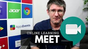 Meet for Remote and online learning ...