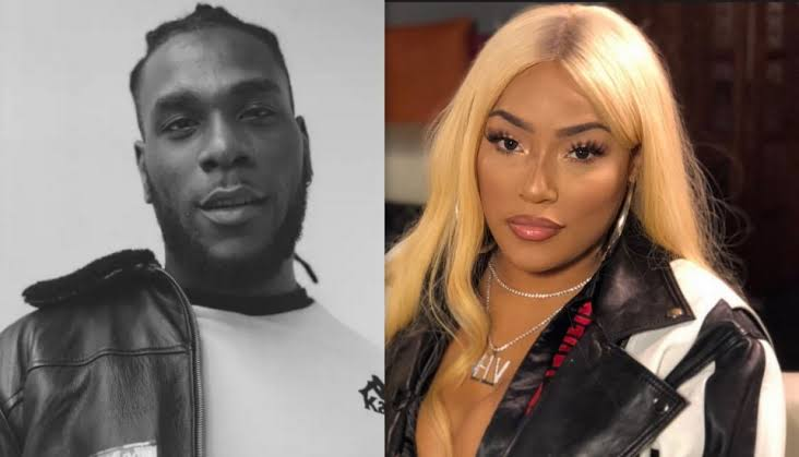 ''We f**ked last night'' Stefflondon replies Nigerian who asked if she and Burna Boy are still together!