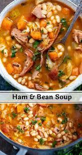 Pin by Myra Ellis on Dinner recipes in 2020 | Bean soup recipes, Ham and  bean soup, Leftover ham recipes