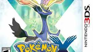 3DS] Pokemon X v1.5 - Pokemoner.com
