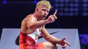 Kyle Dake repeats as world wrestling champ; next challenge: Jordan  Burroughs - OlympicTalk   NBC Sports
