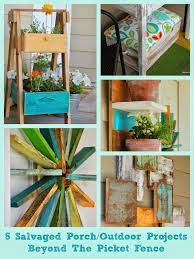 Beyond The Picket Fence Porch Projects Roundup