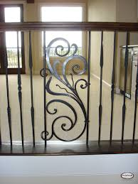 Wrought Iron Railing Designs Furniture Decor Simple Exterior Home Elements And Style Deck Art Fence Design Stair Railings Outdoor Prefabricated Crismatec Com