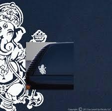 Collectibles Decals Stickers Ganesha Vinyl Decal Hindu God Elephant Ganesh Ganapati Vinayaka Hinduism Deva Sm Meansflow Com