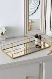 brass jewellery tray from the next uk