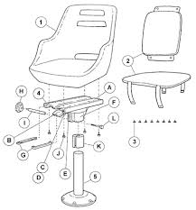 chair package replacement ponents