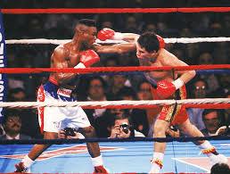 Thunder And Lighting: Julio Cesar Chavez Vs. Meldrick Taylor -
