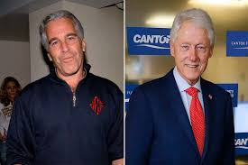 New documentary alleges Bill Clinton spotted on Epstein's ...