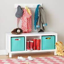 Kids Shoe Storage Ideas Crate And Barrel