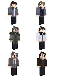 Detroit:Become Human Minecraft skins ...