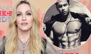 Madonna shares a pic of handsome male model on social media ...