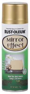 mirror effect spray paint