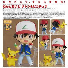 Pokemon Pokemon Pikachu Xiaozhi 800 Q phiên bản đất sét mọi người ...