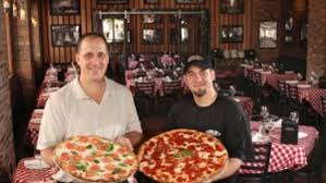 pizza is sweet savory at grimaldi s in