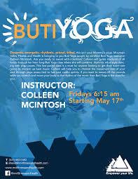 new cl buti yoga mounn valley