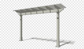 pergola trellis column arch welding