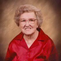 Tribute for Mrs. Mildred Durham Coble