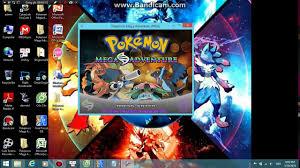 pokemon mega adventure cách chuyển file save - YouTube