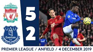 LIVERPOOL 5-2 EVERTON | PREMIER LEAGUE HIGHLIGHTS - YouTube
