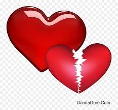 fail clipart damaged heart full heart