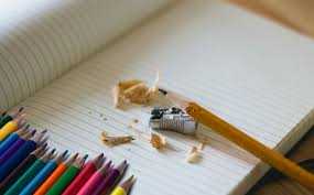 Free Images : back to school, paper, color, colored, pencils, coloring,  concept, drawing, educate, education, element, items, learning, object,  pencil, sharpener, ruler, student, writing, studying, close up, office  supplies 3050x1900 - mohamed