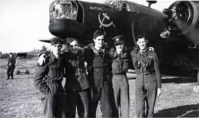 F.L. Curr crew 27.08.42 | 75(nz)squadron