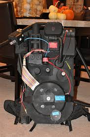 make your own ghostbusters proton pack