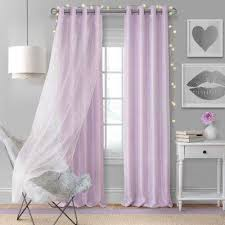 Grommet Elrene Home Fashions Curtains Window Treatments The Home Depot
