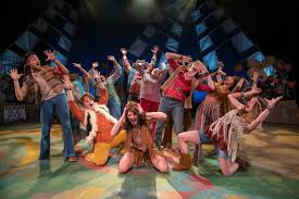 REVIEW: New Rep drafts talented cast for revival of 'Hair' - Entertainment  & Life - Holliston TAB - Holliston, MA