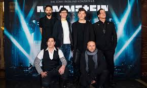 rammstein working on new material
